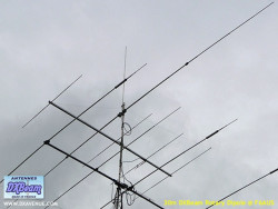 DXBeam 30m rotary dipole