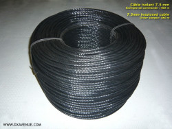 7.5mm insulated mast guying cable