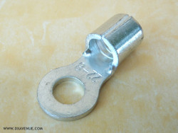 Heavy duty ring terminal 22-8