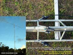 Connexion CU1 pour câble de haubanage 7,5 mm