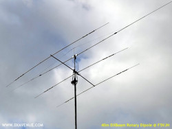 Dipôle rotatif 40m