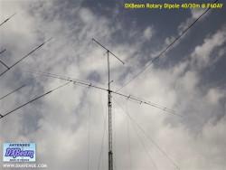 Dipôle rotatif 40/30m DXBeam