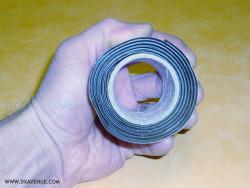 Mastic d'étanchéité électrique large (1m)