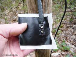 Mastic d'étanchéité électrique large