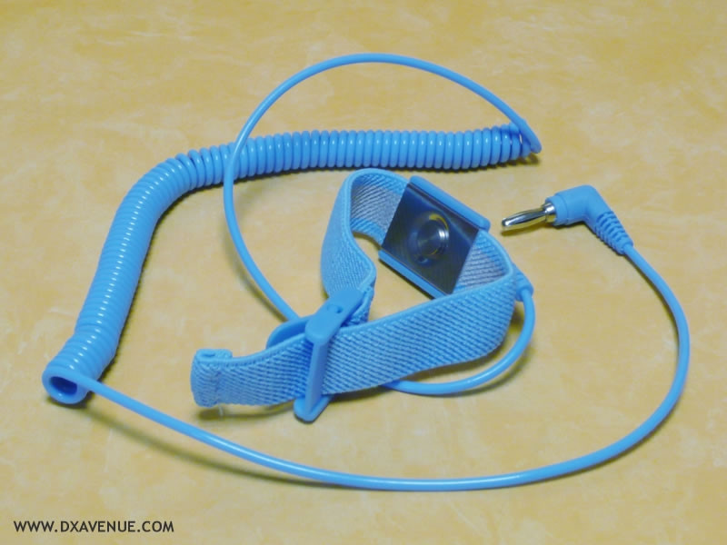 Bracelet anti-statique