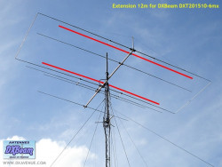 Kit 12m pour DXT201510-6mx