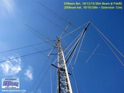 Extension 12m pour DXT201510-6mx