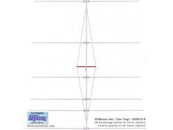 Kit haubanage latéral pour DXM12-6
