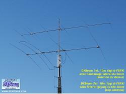 Kit haubanage latéral pour DXM10-7 et DXM11-7