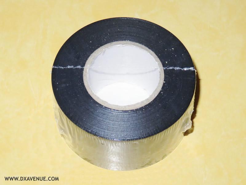 Wide PVC adhesive tape