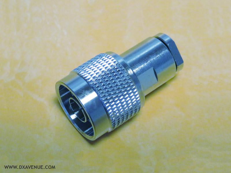 Connecteur N mâle Presse-étoupe 5mm
