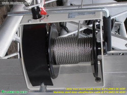 Ultra flexible stainless steel cable