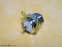 SO-239 Chassis mount socket 1 hole (UHF-Female)