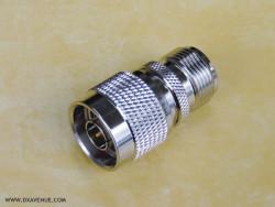 Adaptateur PL259-femelle N-mâle