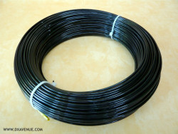151m 2.6mm insulating wire for guying of antennas