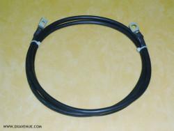 Câble pour kit de terre station radioamateur