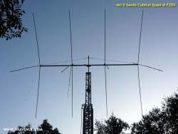 Kit haubanage N°1 pour Beam ou Quad HF