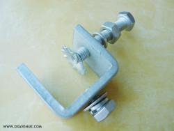 Conductive bracket