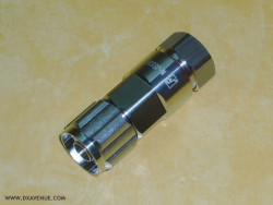 "N-Male 1/2"" Amphenol AFA12-4 Connector"