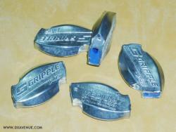 Attache rapide pour fil de haubanage (2,6 et 3 mm)