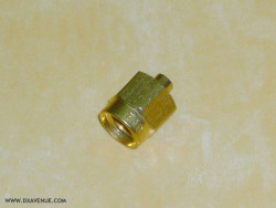 Connecteur SMA Radiall 2mm R125052