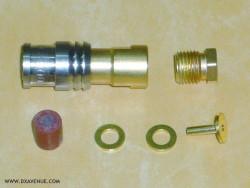 SMB Radiall R117003 Lock plug 2.6mm