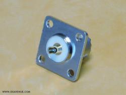 Embase SO-239 (UHF femelle)