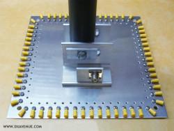Lot de 64 cosses 6 mm² pour radians