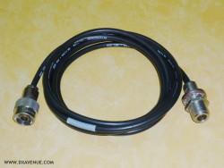 Coax Cable N/N - RG223U 2m