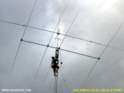 Dipôle rotatif 40m DXBeam
