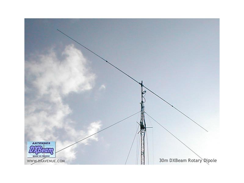 Dipôle rotatif 30m DXBeam