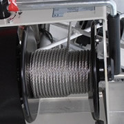 Ultra flexible cable for winch