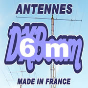6 m (50 MHz)