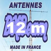 12 m (24 MHz)