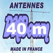 40 m (7 MHz)